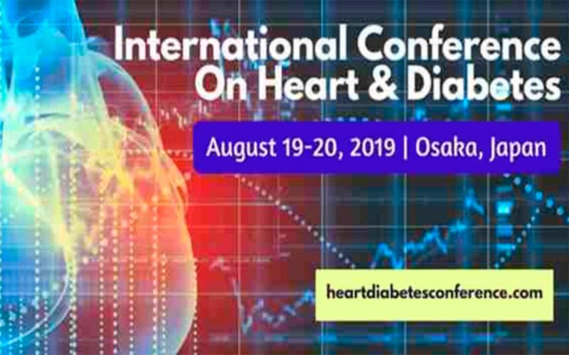 INTERNATIONAL CONFERENCE ON HEART AND DIABETES